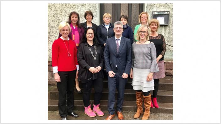 Ladies Brunch der Kreis-Frauenunion in Ottbergen
