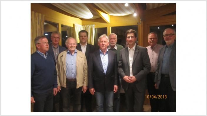 Jahreshauptversammlung und Neuwahlen beim CDU-Ortsverband Godelheim