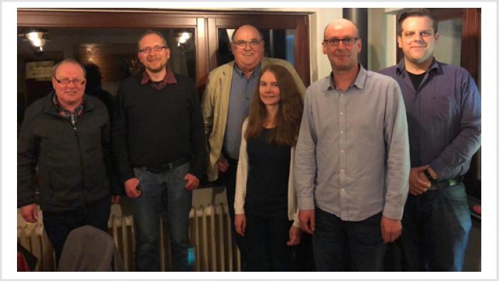 Vorstandsverjüngung CDU Bruchhausen