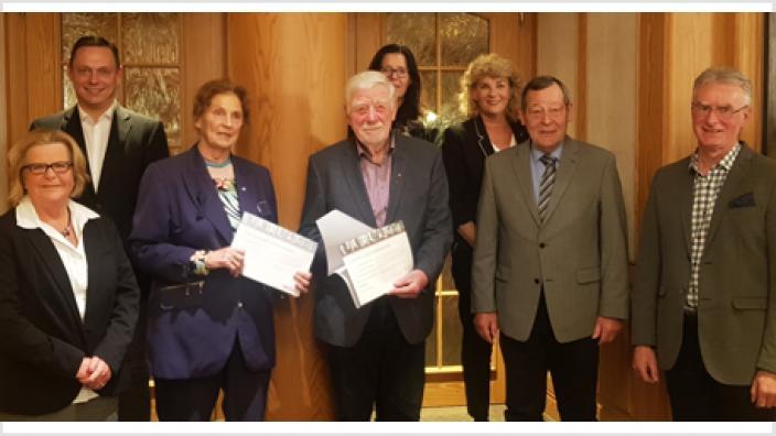 Mitgliederversammlung mit Ehrungen des CDU-Ortsverbandes Höxter