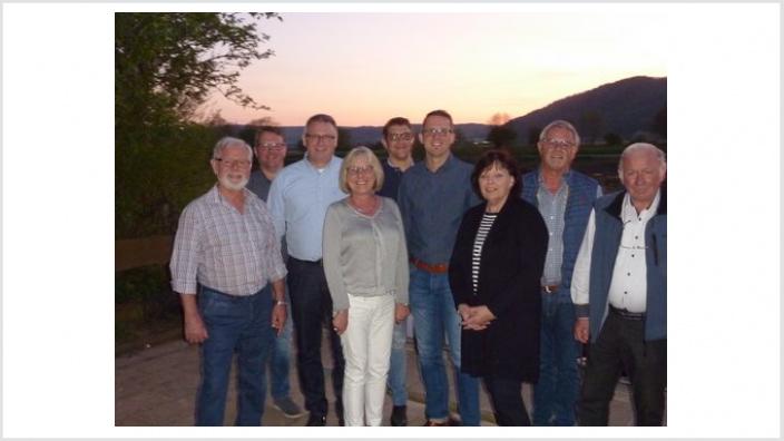 Jahreshauptversammlung der CDU-Ortsunion Lüchtringen